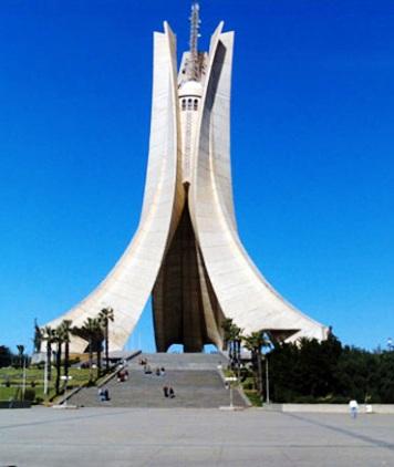 Algerien - Messeturm (c) wikicommons