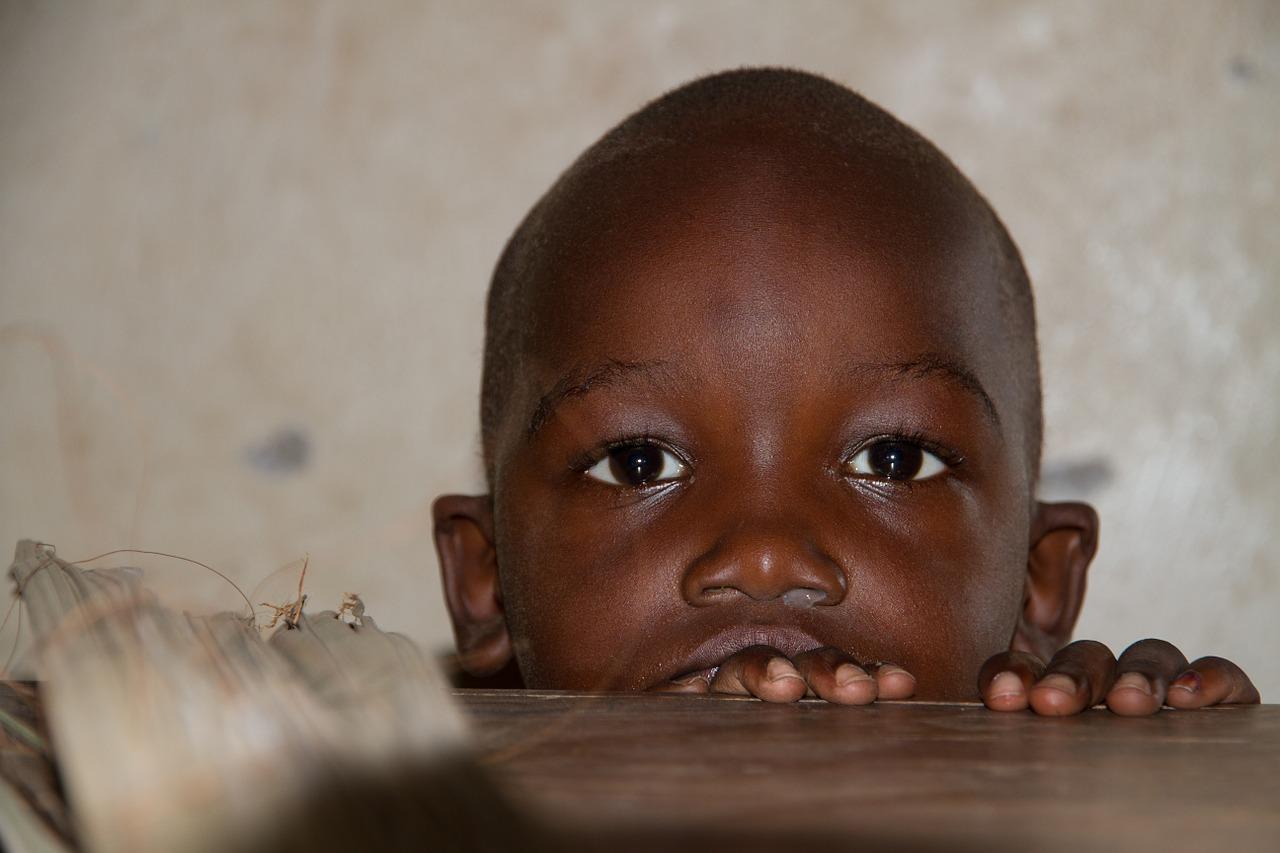 Afrika-Junior Was Flüchtlingskinder erzählen