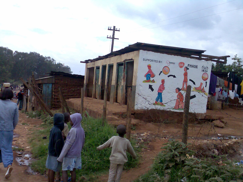 Toilets_in_Kibera
