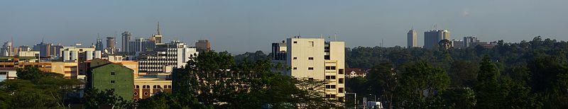 Kenia, Panoramaaufnahme (c) Mkimemia