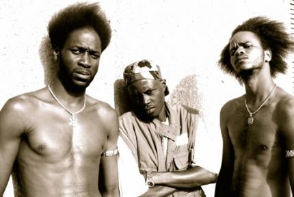 Keur-Gui, senegalesische HioHop Gruppe (c) The voice of Africa