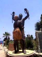 Denkmal zur Abschaffung der Sklaverei