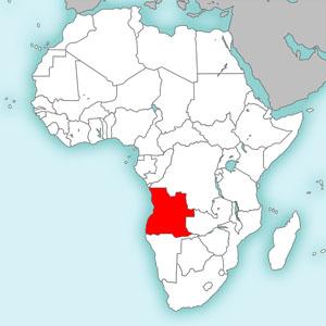 Afrika Junior Angola