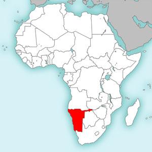 Afrika Junior Namibia