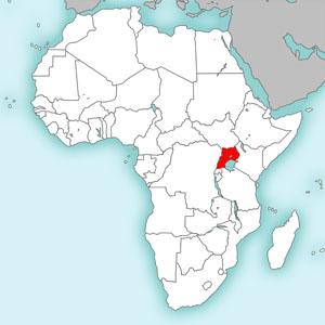 uganda sprache