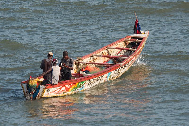 Bildergebnis für Gambia Fischfang