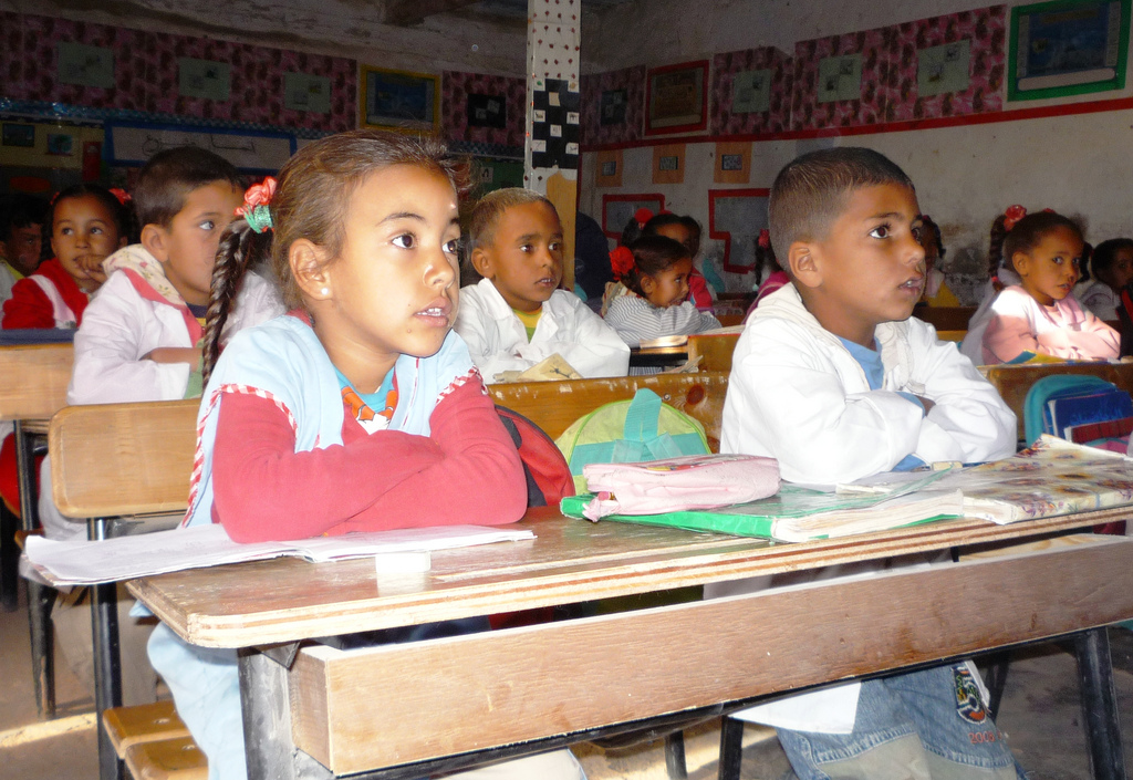 Schule in Westsahara (C) EuropeanCommission DG ECHO