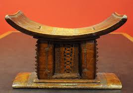 Der Stuhl der Ashanti Könige (c) wikimedia