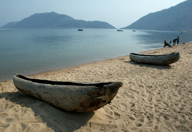 Monkey Bay in Malawi (c) Stefan Kraft ccBy-SA3.0