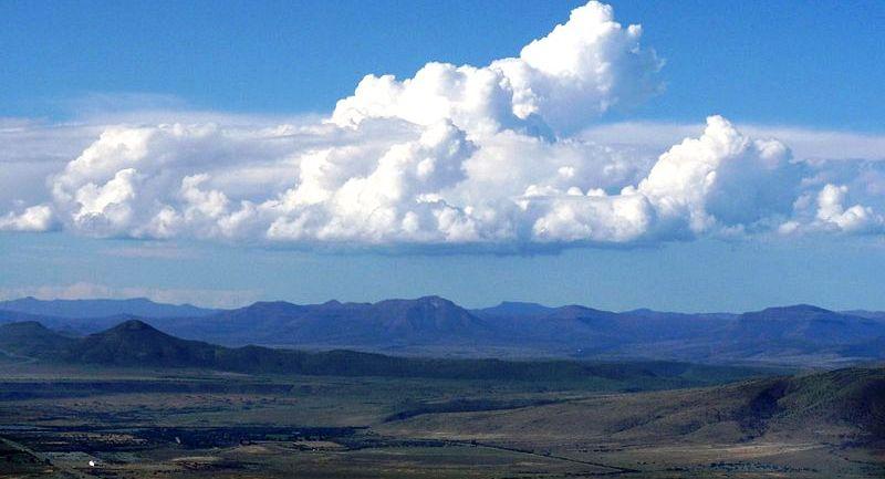 Die Karoo in Südafrika (c) Michael Clarke Stuff